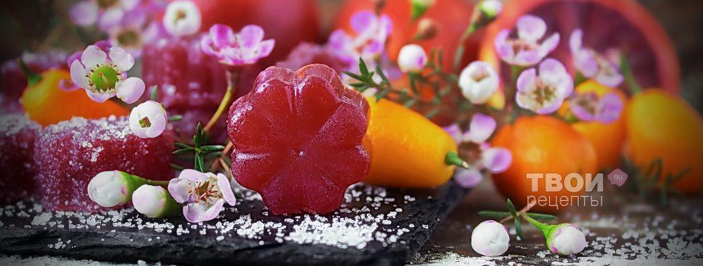 Апельсиновый мармелад - Рецепт