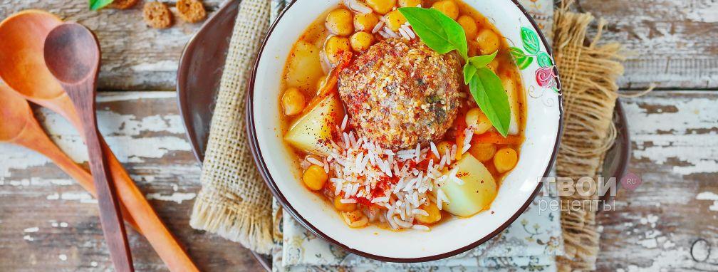 Армянский суп - Рецепт
