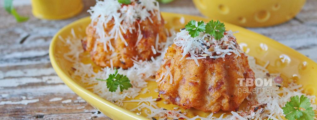 Бабка картофельная - Рецепт