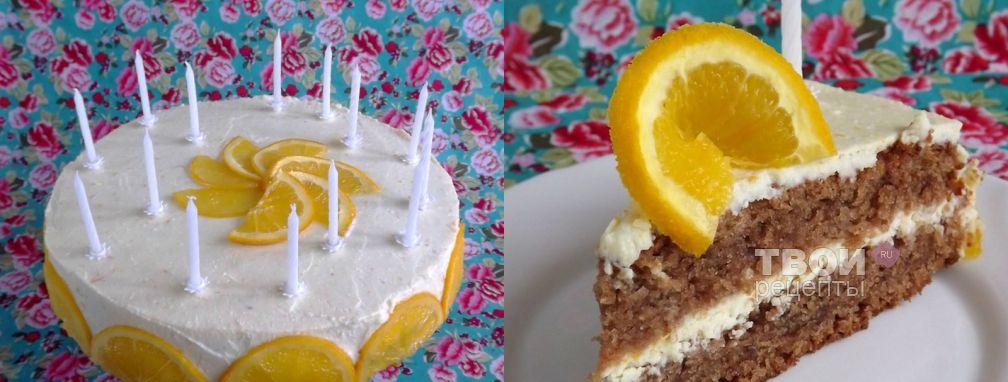 Бархатный торт - Рецепт