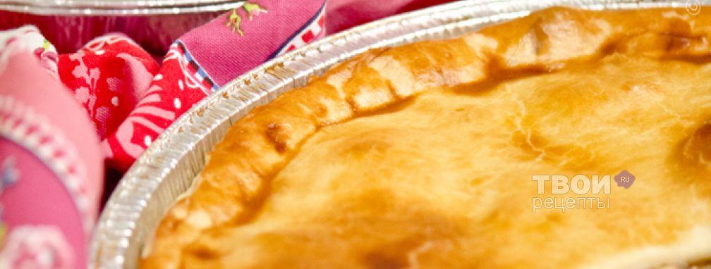 Базовый рецепт песочного теста для пирога - Рецепт