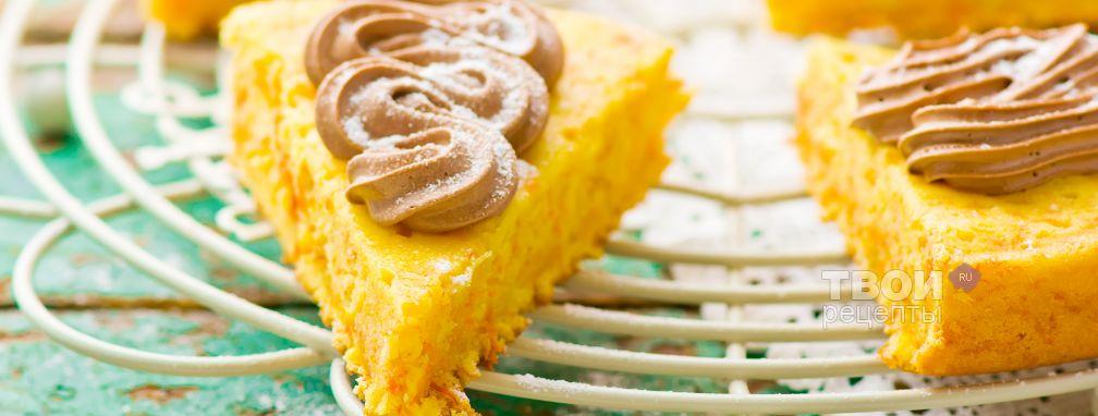Бисквит в мультиварке - Рецепт