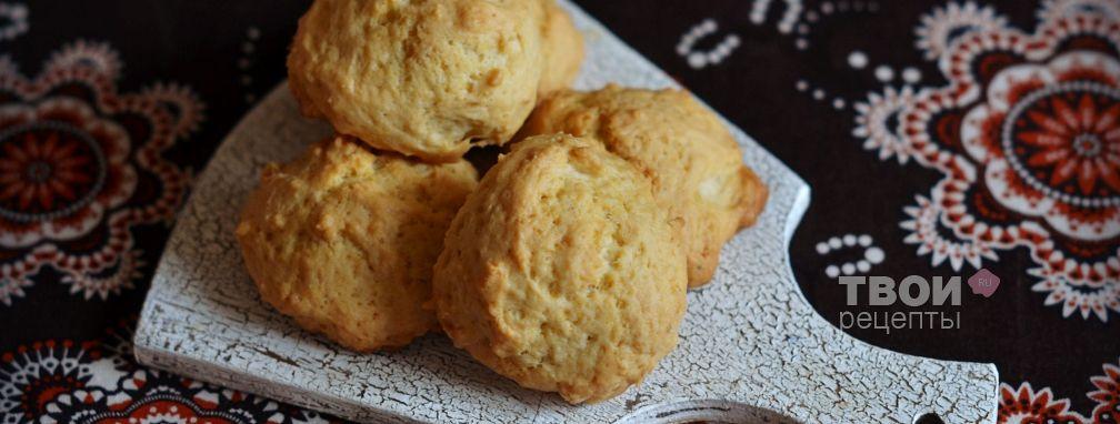 Бисквитное печенье - Рецепт