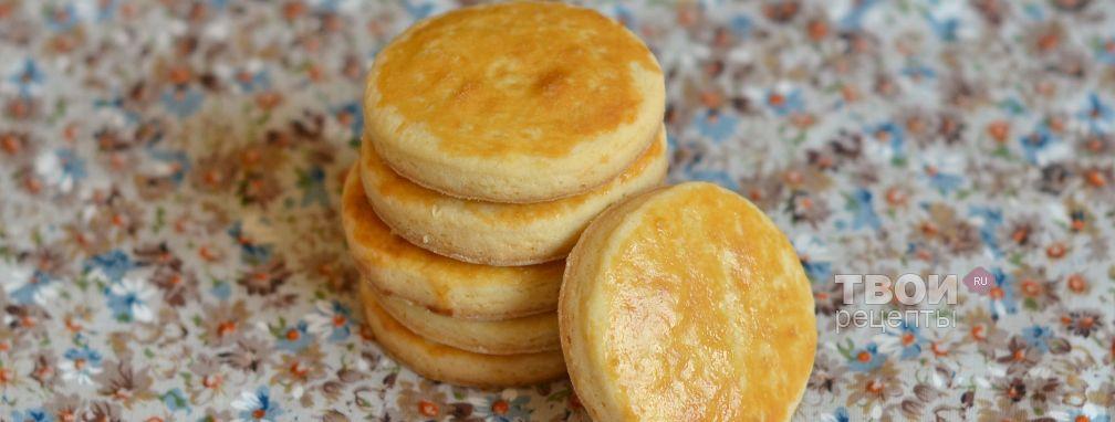 Бретонское печенье - Рецепт
