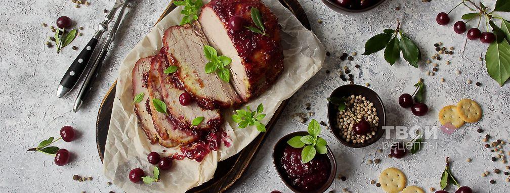 Буженина из свинины - Рецепт