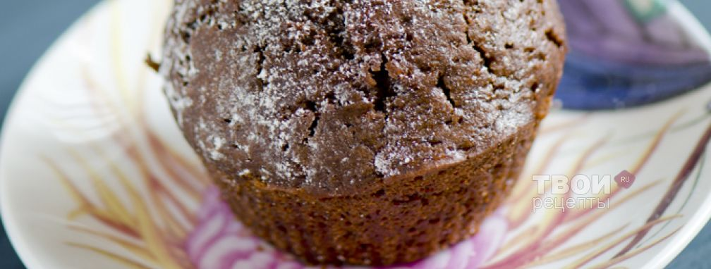 Шоколадные кексы - Рецепт