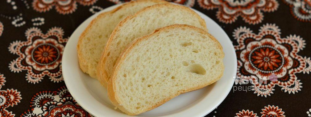 Быстрый хлеб - Рецепт