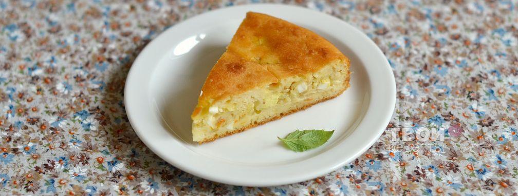 Быстрый пирог - Рецепт