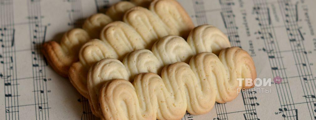 Детское печенье - Рецепт
