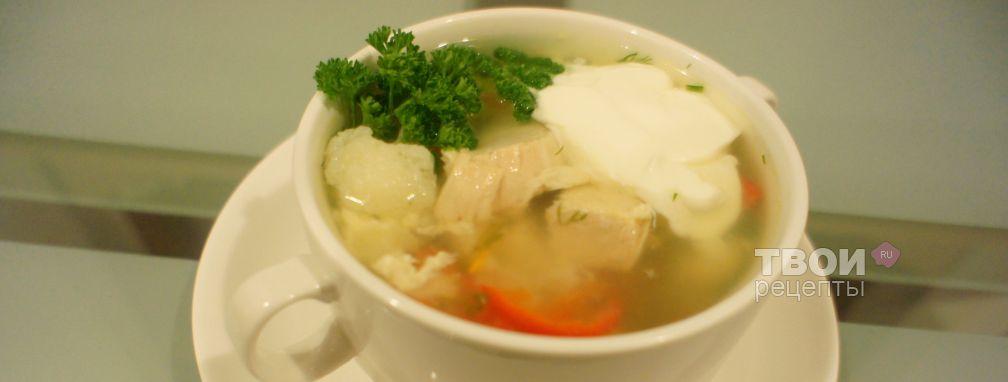 Диетический суп - Рецепт
