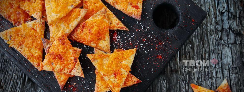 Домашние чипсы - Рецепт