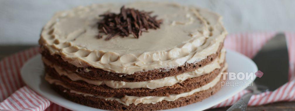Домашний торт - Рецепт