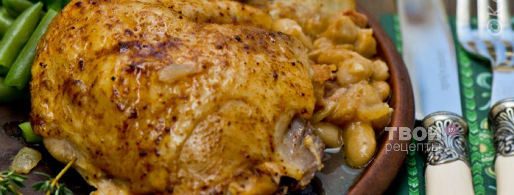 Фаршированный цыпленок - Рецепт