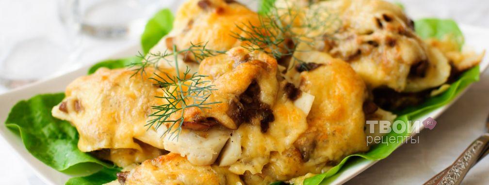 Филе трески в духовке - Рецепт