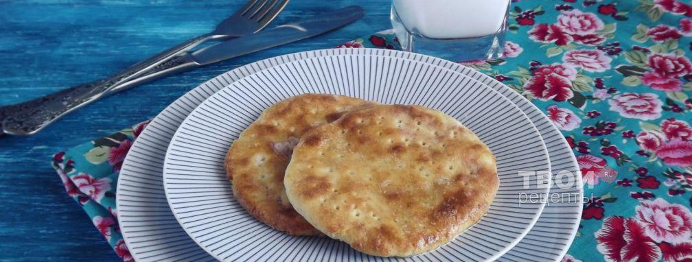 Финские картофельные лепешки - Рецепт