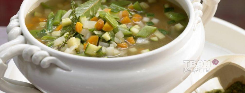 Французский суп - Рецепт