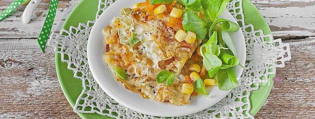 Голубцы овощные  - Рецепт