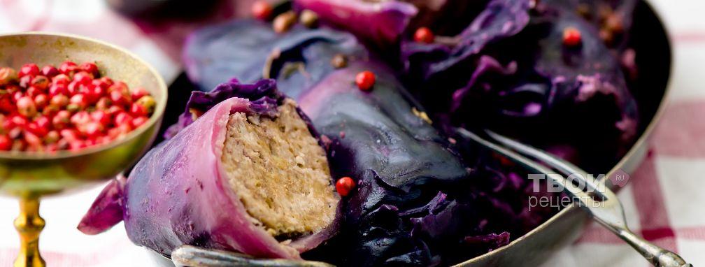 Голубцы с мясом - Рецепт