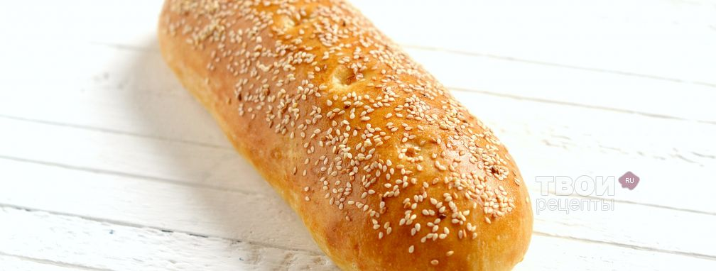 Горчичный хлеб - Рецепт