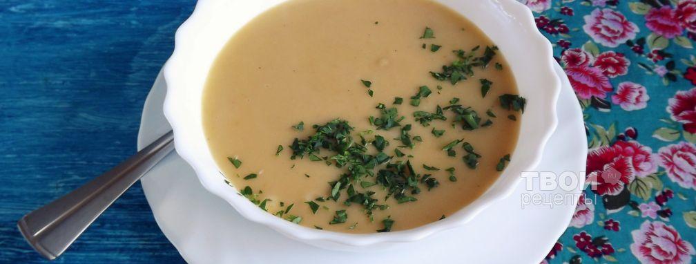 Гороховый суп-пюре - Рецепт