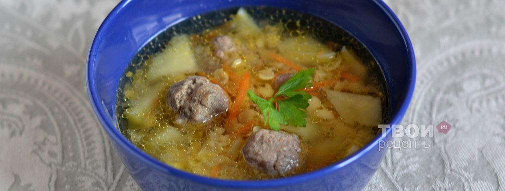 Гороховый суп в мультиварке - Рецепт