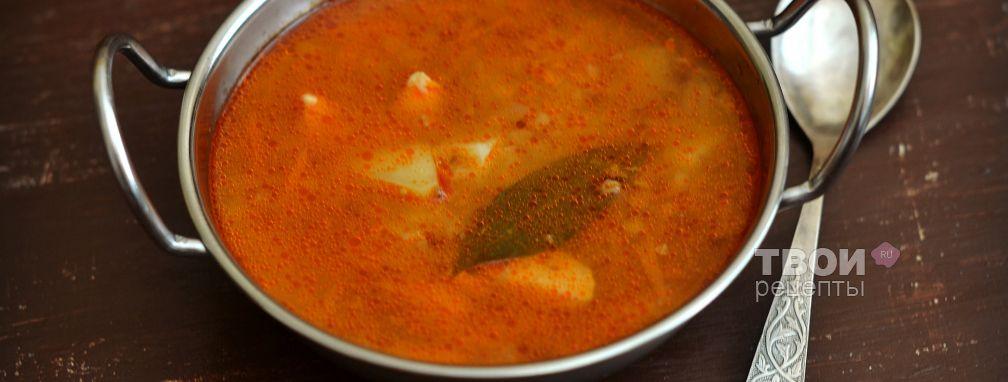 Гречневый суп в мультиварке - Рецепт