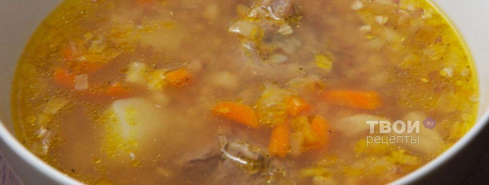 Гречневый суп - Рецепт