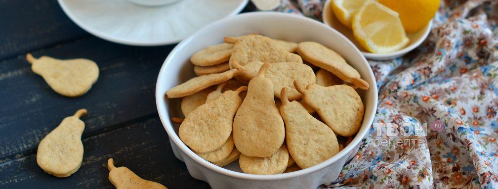 Имбирное печенье - Рецепт