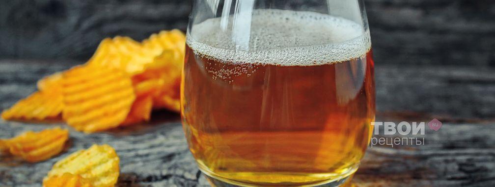 Имбирное пиво - Рецепт