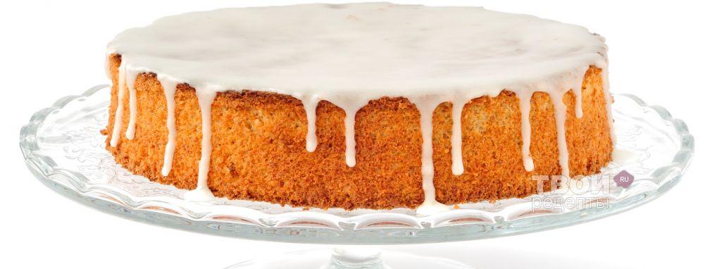 Итальянский морковный пирог - Рецепт