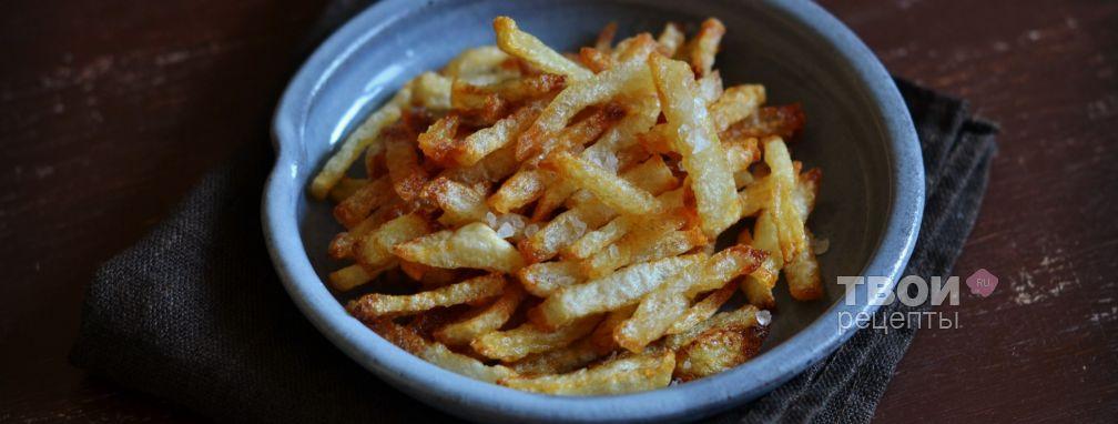 Картофель фри в мультиварке - Рецепт