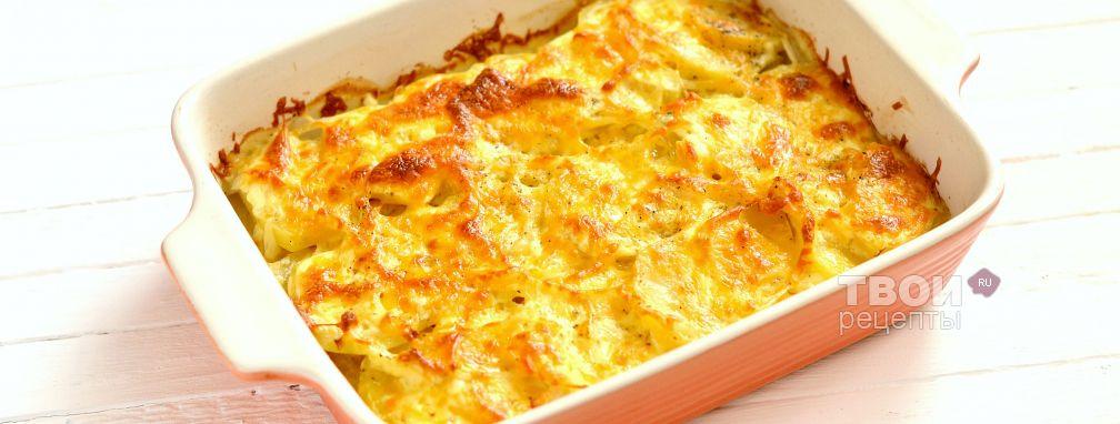 Картофель по-французски - Рецепт