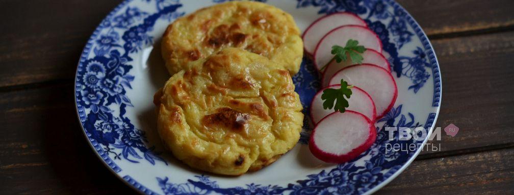 Картофельные биточки - Рецепт