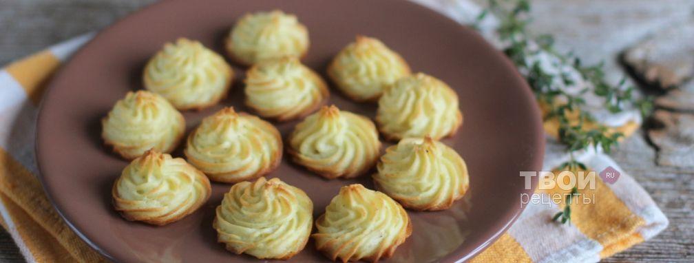 Картофельные крокеты - Рецепт