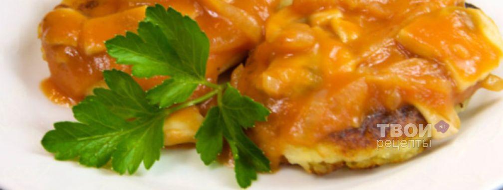 Картофельные пирожки - Рецепт