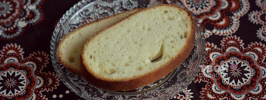 Картофельный хлеб - Рецепт