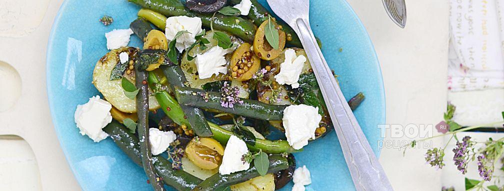 Картофельный салат - Рецепт