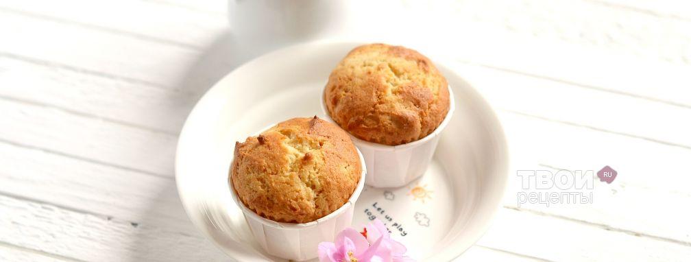 Кексы с арахисовым маслом - Рецепт