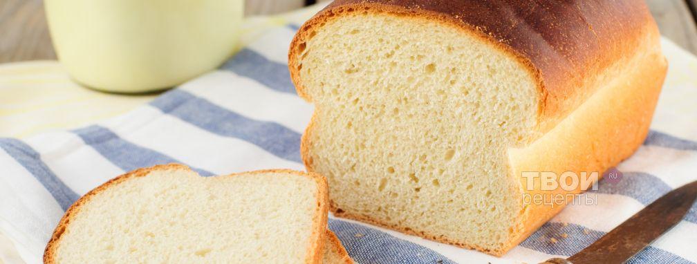 Хлеб формовой - Рецепт