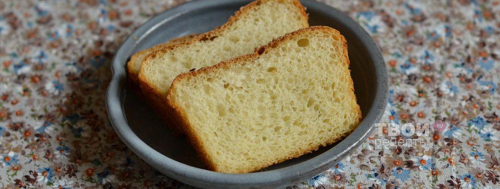 Хлеб на кефире - Рецепт