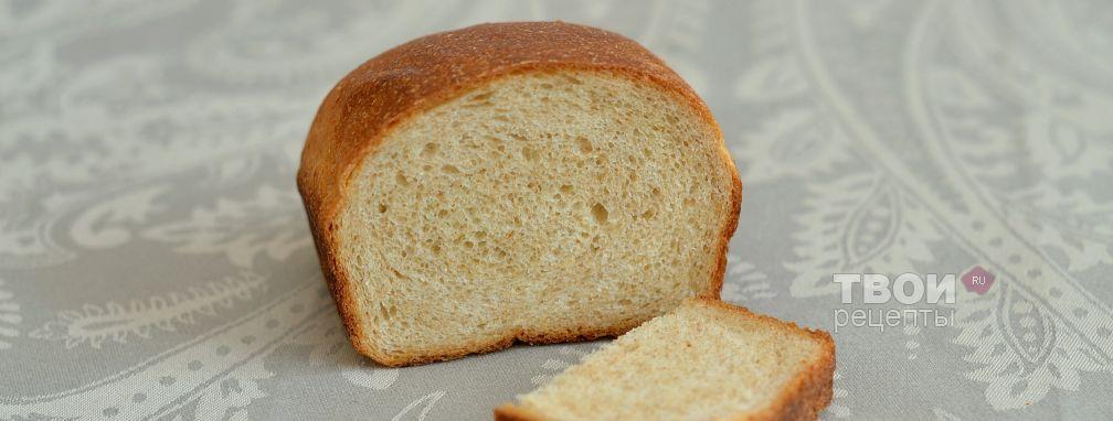 Хлеб на сыворотке - Рецепт