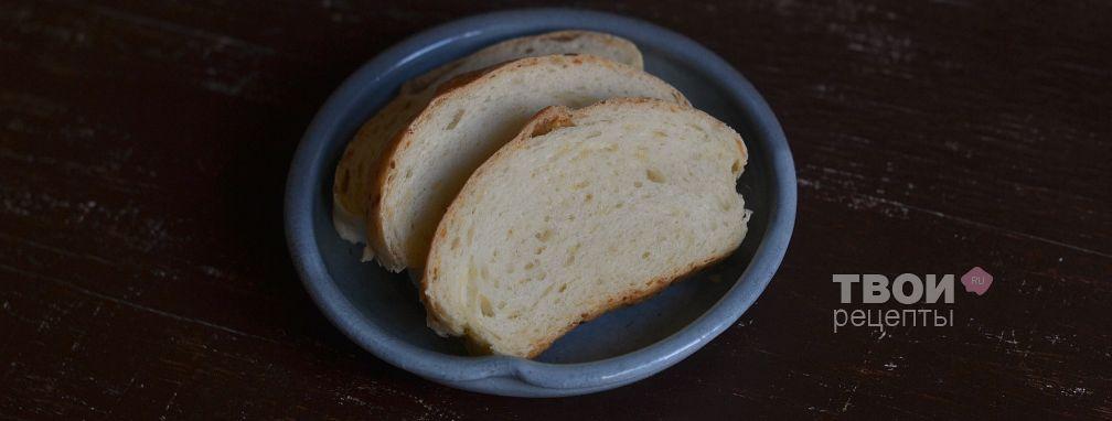 Хлеб с сыром - Рецепт