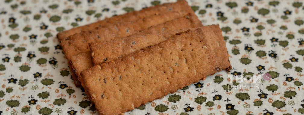 Хлебцы - Рецепт