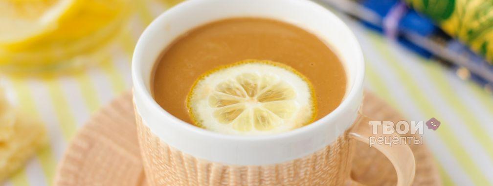 Кофе с лимоном - Рецепт