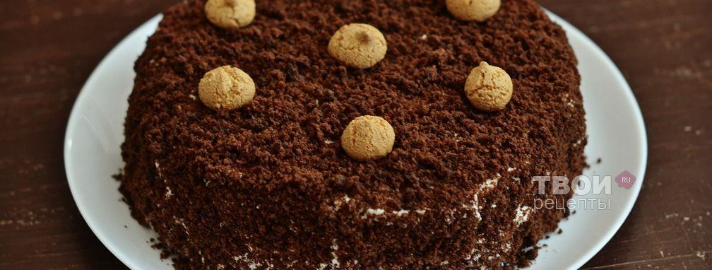 Кофейный торт - Рецепт