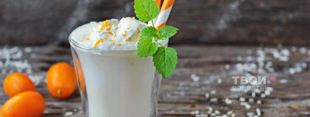 Коктейль из мороженого  - Рецепт