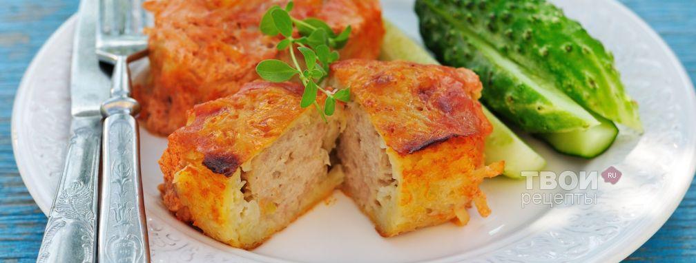 Колдуны с мясом - Рецепт