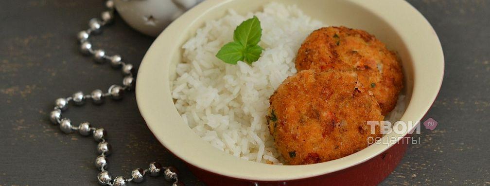 Котлеты из семги - Рецепт