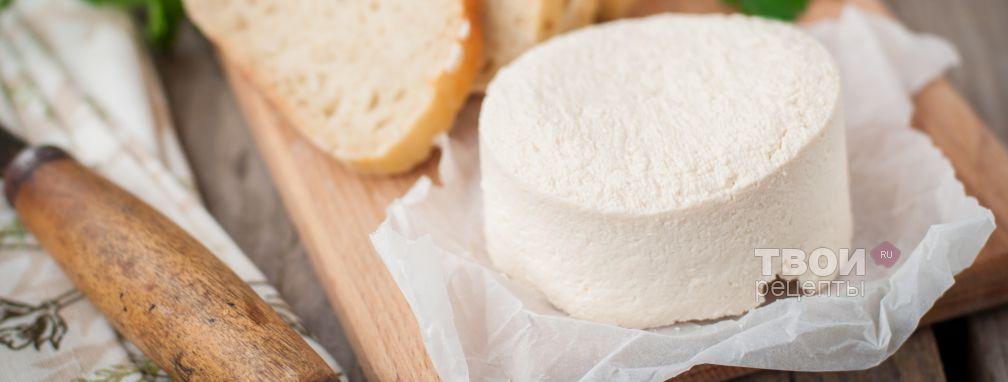 Козий сыр - Рецепт