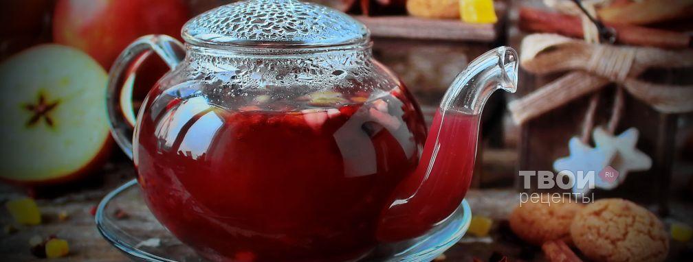 Красный чай - Рецепт